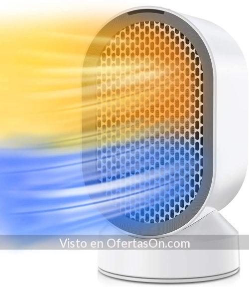 Calefactor electrico portatil Quared