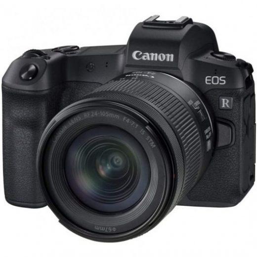 Camara digital Canon EOS R
