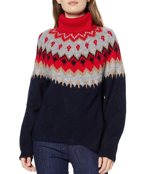 Jersey de mujer Find Statement Fairisle Jumper