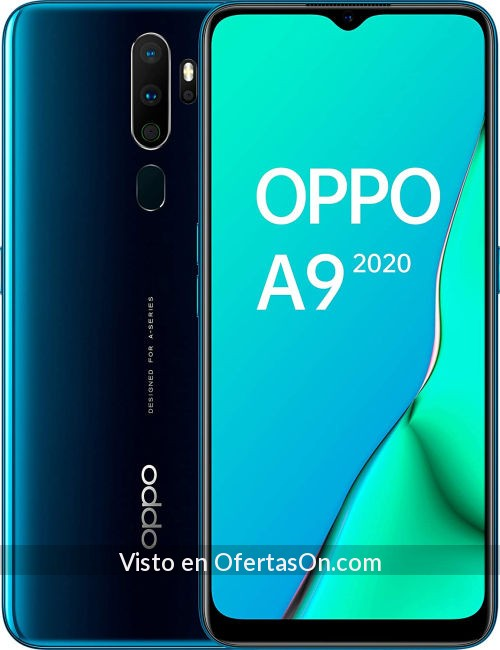Movil Oppo A9 2020