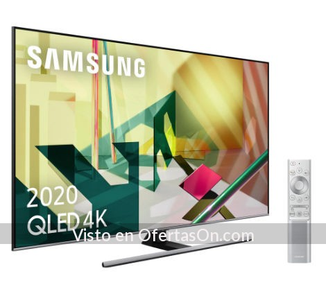 Televisor Samsung QE55Q75T QLED 138 cm 55 4K HDR 10