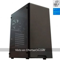 ordenador Basic Work Intel Core i3 10100 8GB 480GBSSD Windows 10 Home