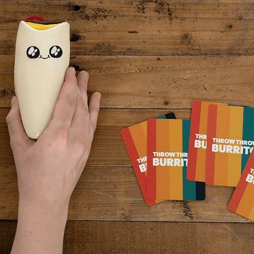 Juego de mesa Throw Throw Burrito