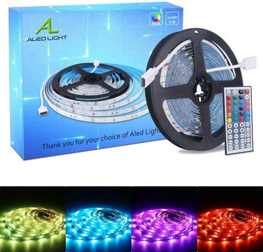 Tira de luces LED Aled Light 5050 RGB 5m