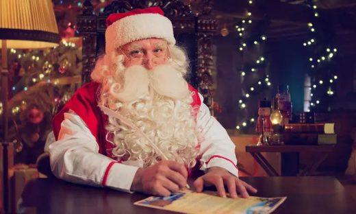 Video personalizado Full HD de Papa Noel para adulto nino o grupo de ninos en Elfi