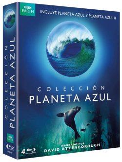 documentales planeta azul 1 y 2 blu ray