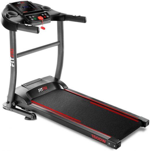 Cinta de correr FITFIU Fitness MC 200 1500W
