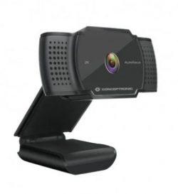 Webcam Conceptronic AMDIS02B 2K SuperHD