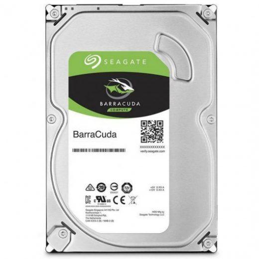 Disco duro Seagate BarraCuda 3.5 1TB SATA3