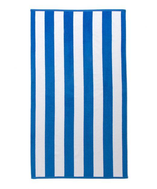 Toalla de playa a rayas Flota El Corte Ingles 90x160cm