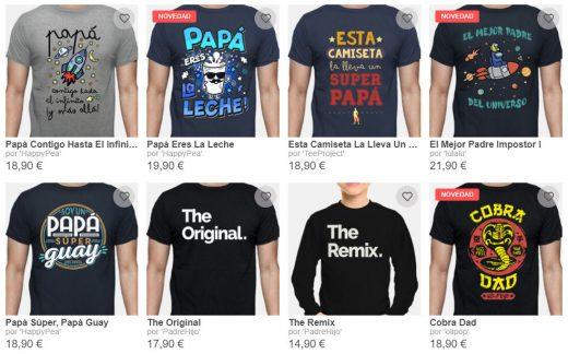 camisetas la tostadora papa