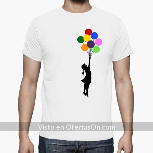camiseta banksy
