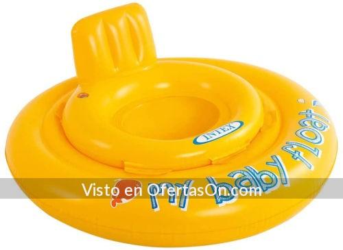 Flotador hinchable de bebe 6 12 meses 70 cm Intex 56585EU