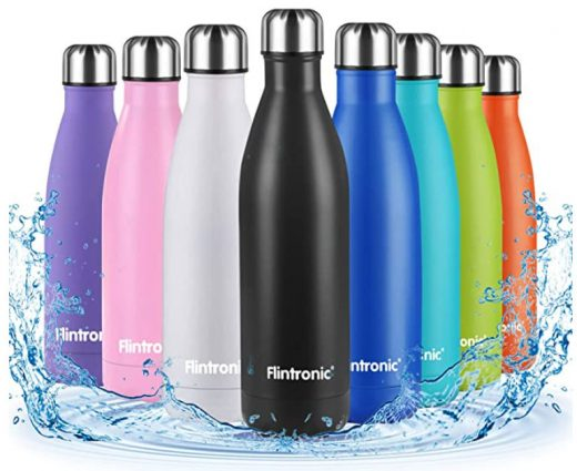 botella termica flintronic 500 ml