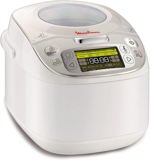 Robot de cocina Moulinex Maxichef Advance MK8121