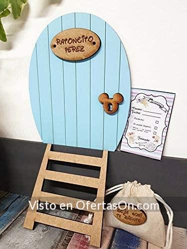 puerta azul ratoncito perez