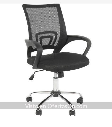 silla de escritorio milan basics el corte ingles