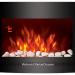 chimenea electrica fireplace 2000w
